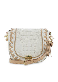 Brahmin Dalton Collection Mini Sonny Crossbody Bag Summer