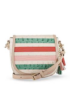 Brahmin Cayo Coco Collection Mini Sonny Crossbody Bag