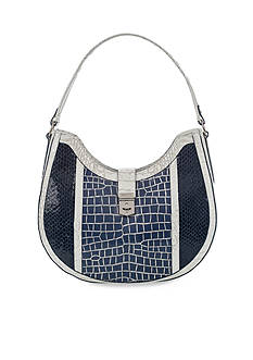 Brahmin Skyline Belk Exclusive Collection Bethany Hobo