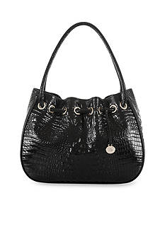 Brahmin Melbourne Collection Amy Drawstring Bag