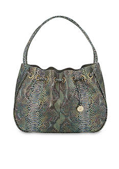 Brahmin Seville Collection Amy Drawstring