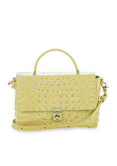 Brahmin Melbourne Collection Danielle Flap Bag