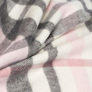 V Fraas Handbags & Accessories Sale: Pink V Fraas Exploded Plaid Scarf