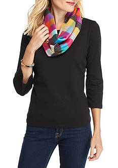 V Fraas Box Infinity Scarf