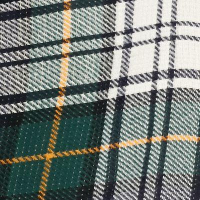 Winter Scarves for Women: Green V Fraas Plaid Reversible Blanket Wrap