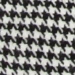 Handbags & Accessories: Cold Weather Sale: Black V Fraas Houndstooth Blanket Wrap