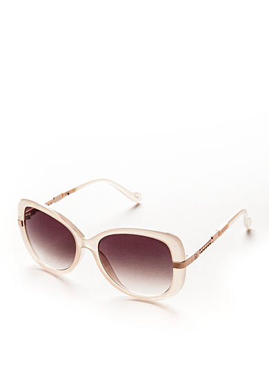 Jessica Simpson Glam Butterfly Sunglasses