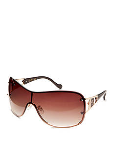 Jessica Simpson Shield Sunglasses
