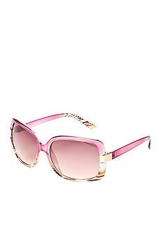 TAHARI™ Ombre Rectangle Sunglasses
