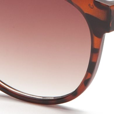 Rectangle Sunglasses: Tortoise Tahari Rectangle Sunglasses