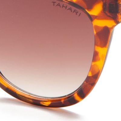 Rectangle Sunglasses: Tortoise TAHARI™ Rectangle Sunglasses