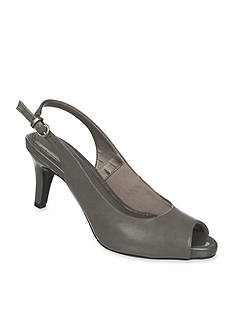 LifeStride Teller  Slingback Pump - Available in Extended Sizes