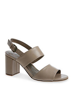 LifeStride Chemistry 2 Peep-Toe Sandals