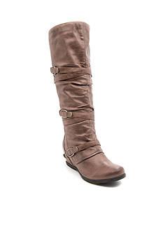 BareTraps Qacha Wedge Boot