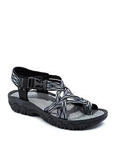 BareTraps Tema Sandal