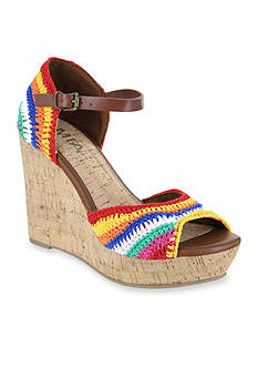 MIA Hanah Wedge Sandal