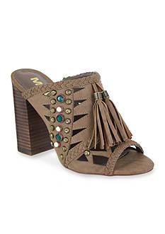 MIA Mosaic Slide Heels
