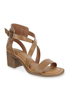 MIA Laney Block Heel Sandals