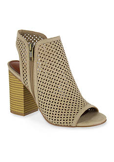 MIA Carolyn Side Zip Bootie