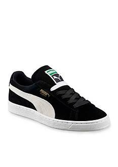 PUMA Women's Classic Suede Sneakers