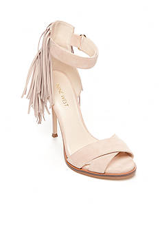 Nine West Hustle Fringe Sandal