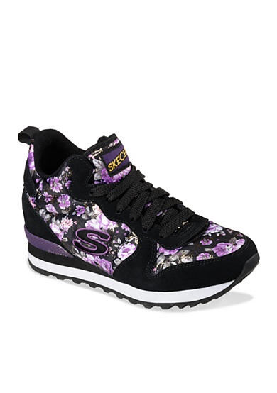 Skechers Retros-Hollywood Rose High Top Shoes