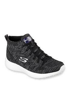 Skechers Burst Hi Top Sneaker