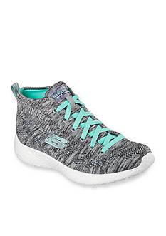 Skechers Burst Hi Top Sneaker