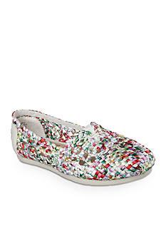 BOBS from Skechers Fresh Cut Hand Woven Slip-On Shoe