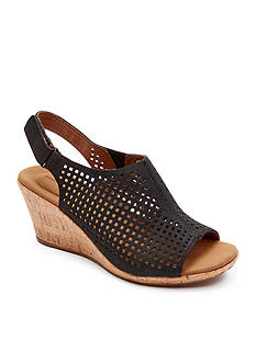 Rockport Briah Wedge Sandal - Available in Extended Sizes