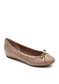 Rockport Total Motion Ballet Flat - Available in Extended Sizes