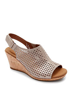 Rockport Briah Wedge Sandals - Available in Extended Sizes