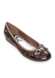 Anne Klein Azi Cap Toe Flat Shoes