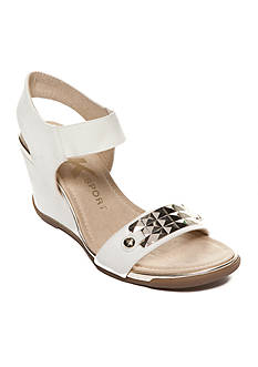 Anne Klein Latasha Stretch Wedges - Available in Extended Sizes