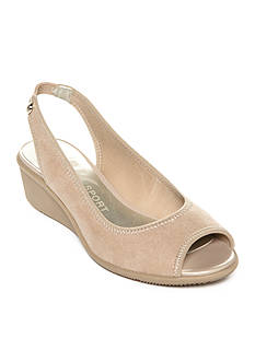 Anne Klein Jayla Stretch Sport Slingback Shoe - Available in Extended Sizes
