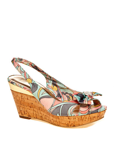 Anne Klein Ada Wedge Sandal