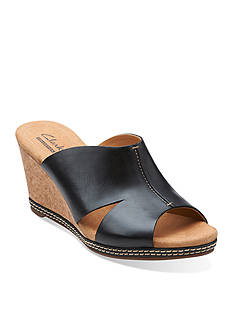 Clarks Helio Island Sandal - Available in Extended Sizes