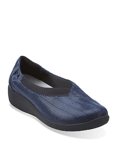 Clarks Sillian Jetay Slip-On - Available in Extended Sizes