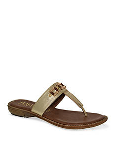 Italian Shoemakers Tribe Sandal