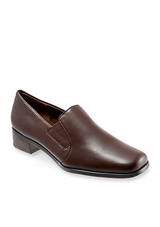 Trotters Ash Slip On Loafer