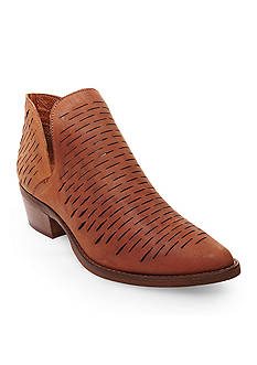 Steve Madden Arowe Perforated Bootie