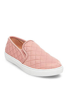 Steve Madden Ecntrqt Quilted Double Gore Sneaker