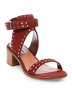 Steve Madden Gila Stud Ankle Wrap Heels