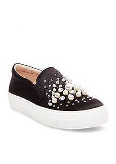 Steve Madden Glamour Jeweled Sneakers