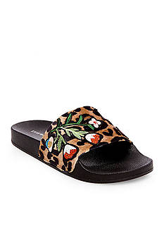 Steve Madden Patches Slide Sandal