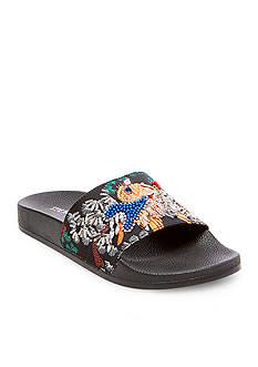 Steve Madden Sparkly Slide Sandal