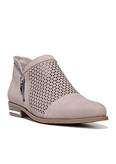 Fergie Ida Perforated Ankle Bootie