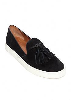 Frye Gemma Tassel Slip On Sneaker