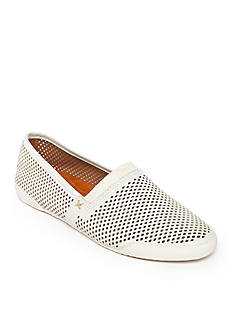 Frye Melanie Perforated Slip On Sneaker