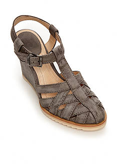 Frye Maye Fisherman Wedge Sandal